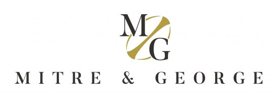 Mitre and George Logo